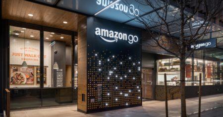 Amazon Go Smart Stores